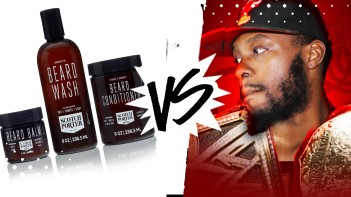 african american beards