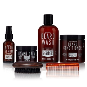 scotch porter beard collection kit