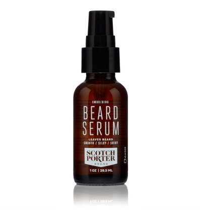 beard oil serum by scotch porter