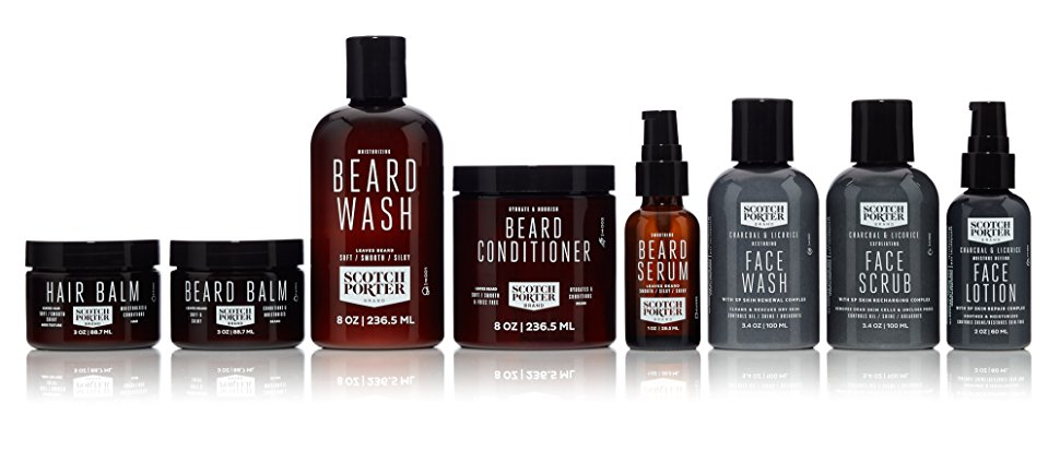 4+ Beard Care Products For Black Men ** Best Oils & Kits